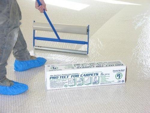 3 ft x 500 ft Pro Tect Carpet Protection Film
