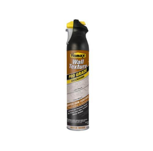 Homax Pro Grade Knockdown Water-Based Wall Texture - 25 oz