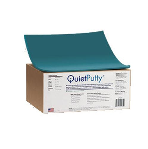 7 in x 7 in QuietRock QuietPutty 380 Acoustical Putty
