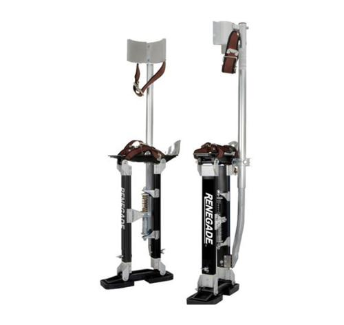 24 in - 40 in Renegade Tools Drywall Stilts