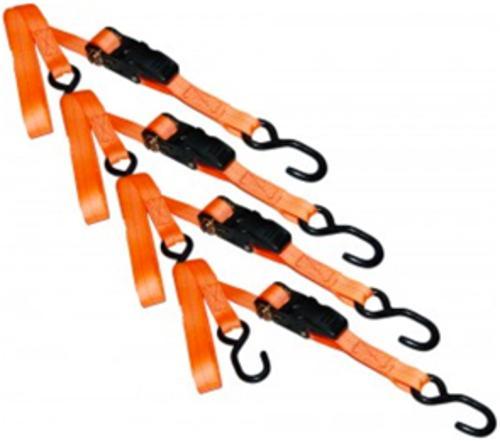 2 in x 30 in S-Line Ratchet Tie Down Strap