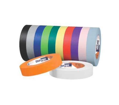 2 in x 60 yd Shurtape CP 631 General Purpose Masking Tape - Blue