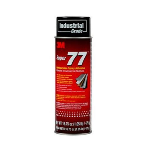 3M Super 77 Multipurpose Spray Adhesive - 16.75 oz