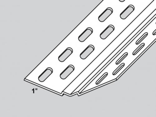1 in x 8 ft Trim-Tex Adjustable Inside Corner Bead