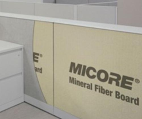 1 2 In X 4 Ft X 8 Ft Usg Micore 300 Mineral Fiber Board At
