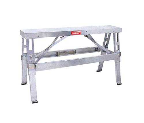 18 in - 30 in Wal-Board Adjustable Aluminum Bench