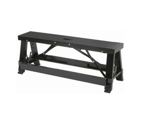 18 in - 28 in Warner EZ Stride Adjustable Drywall Bench