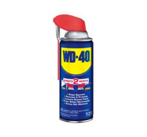 WD-40 All Purpose Lubricant w/ Smart Straw - 8 oz