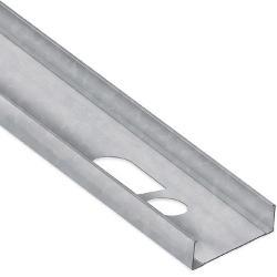 10 in x 14 ft x 20 Gauge 33 mil Structural Steel Stud w/ 1 5/8 in Flange