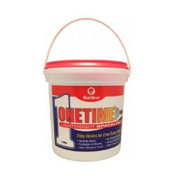 Red Devil Onetime Lightweight Spackling - 1 Gallon