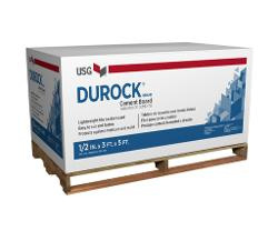1/2 in x 4 ft x 8 ft USG Durock Brand Cement Board