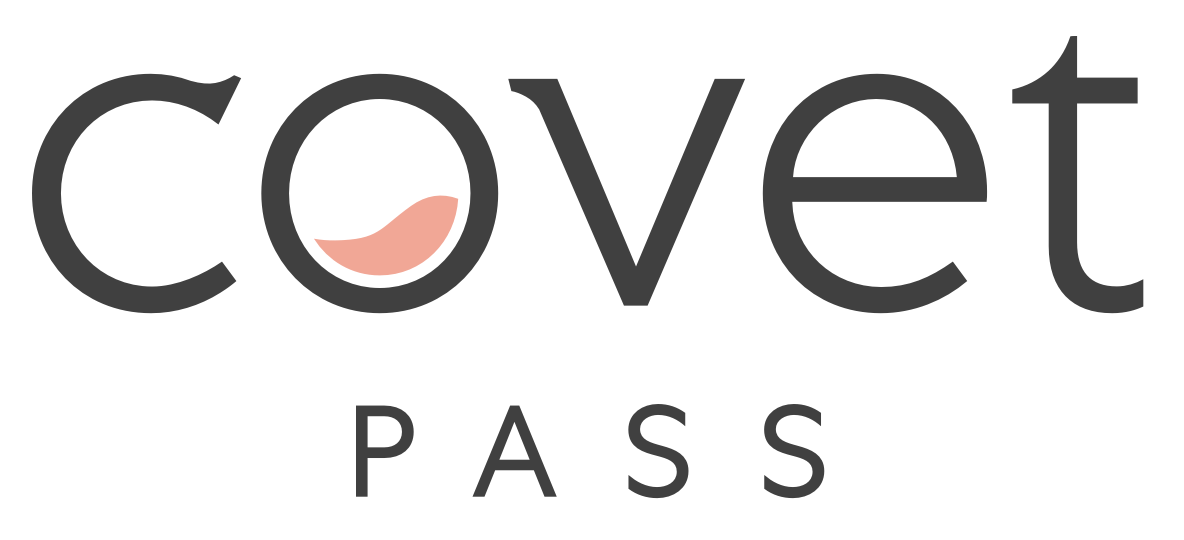 Covet Pass logo