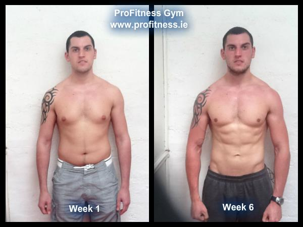 James trx balbriggan personal trainer