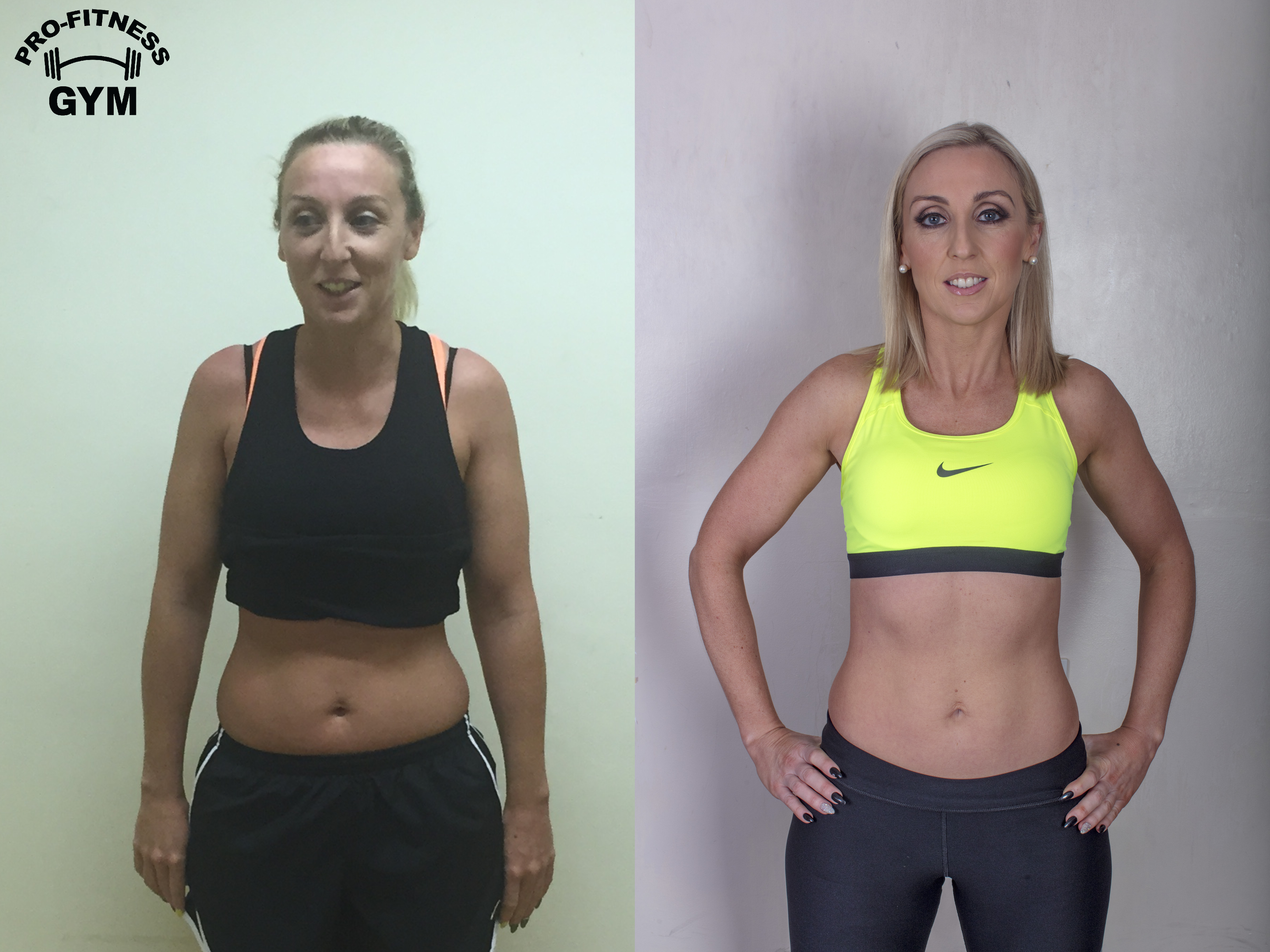 Personal Trainer Dublin 14 Weight Loss Results