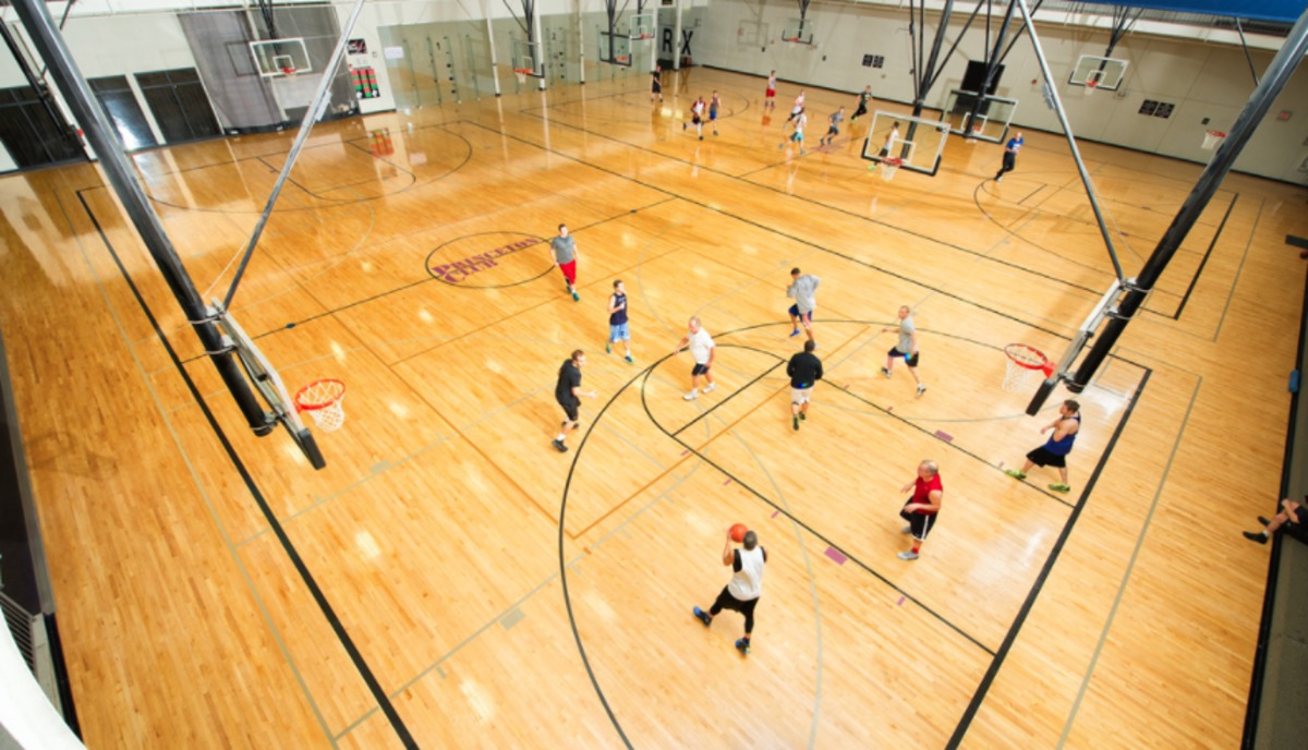 Princeton Club New Berlin Princeton Club Indoor Court Basketball Court 2 Madison Wi Gym Reservations Rentals Athletic Facility Space Places To Play Gymdandy
