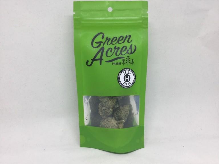 Gypsy Greens - Zelda Zelda