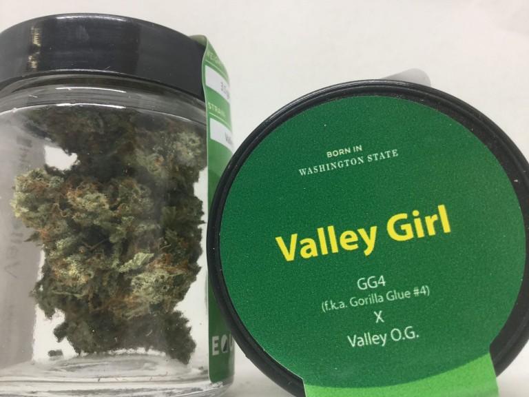 Gypsy Greens - Valley Girl