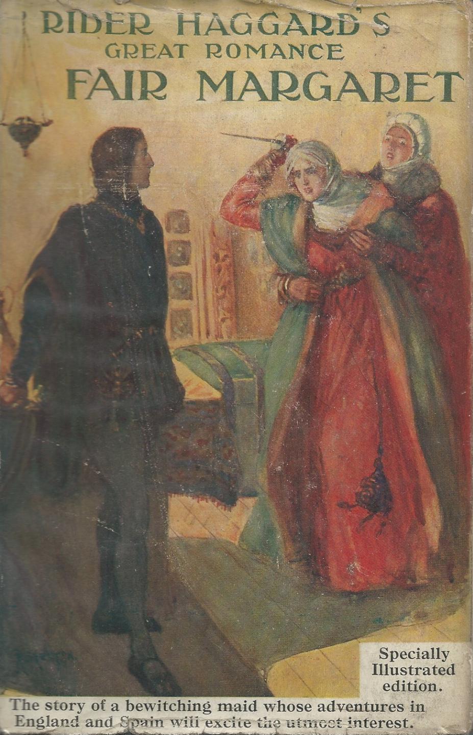 Fairmargarethutchinsonlondon1923cover