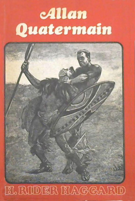 Allanquatermain6thimpressionmacdonald1969dustjacket