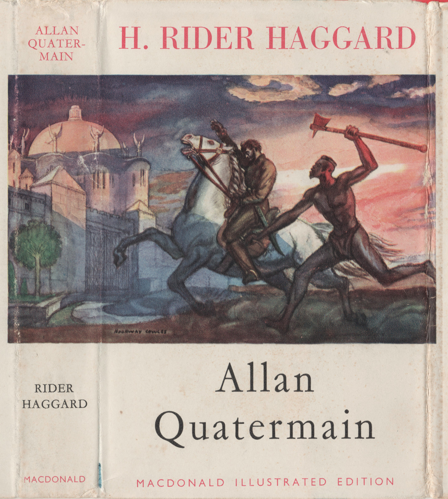 Allanquatermainmacdonalddustjacket