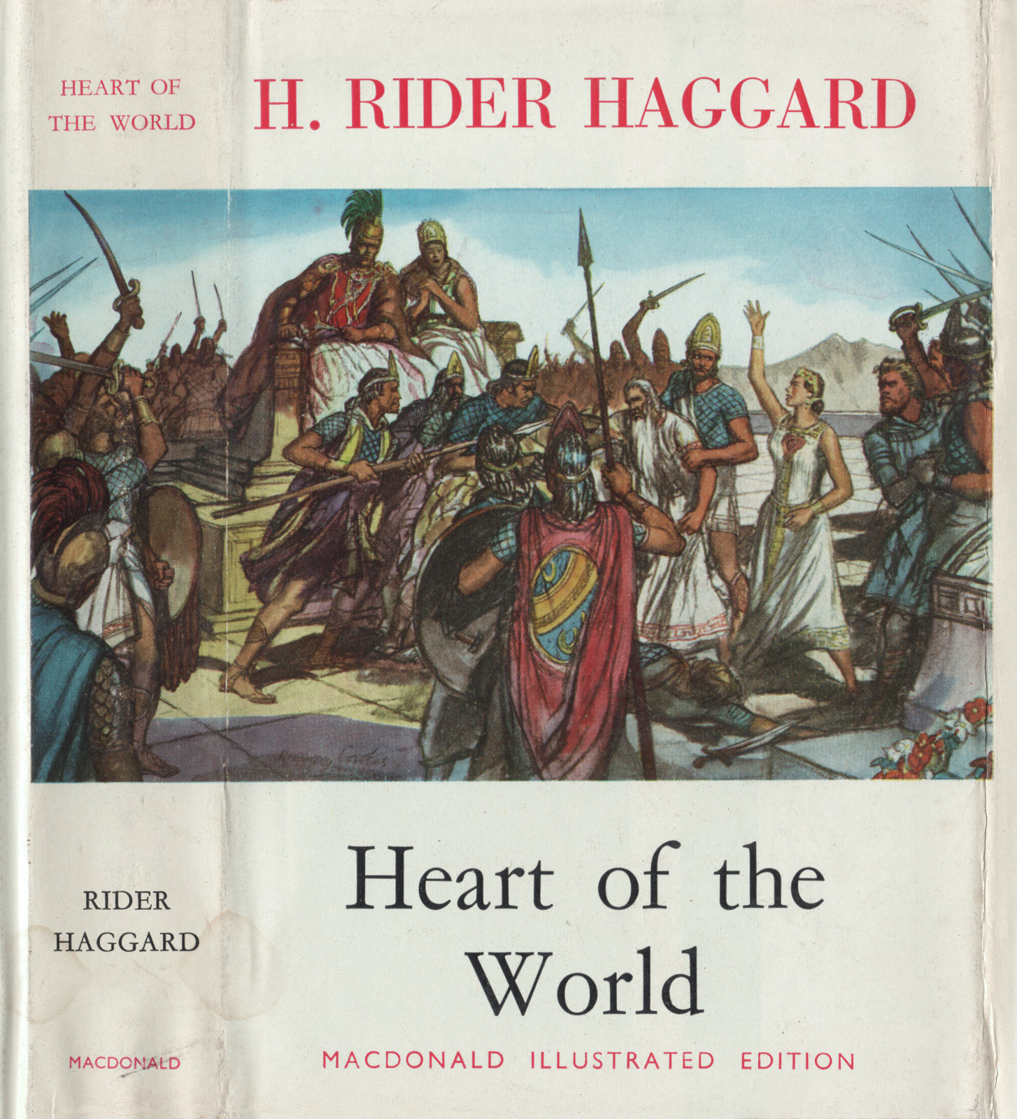 Heartoftheworldmacdonalddustjacket