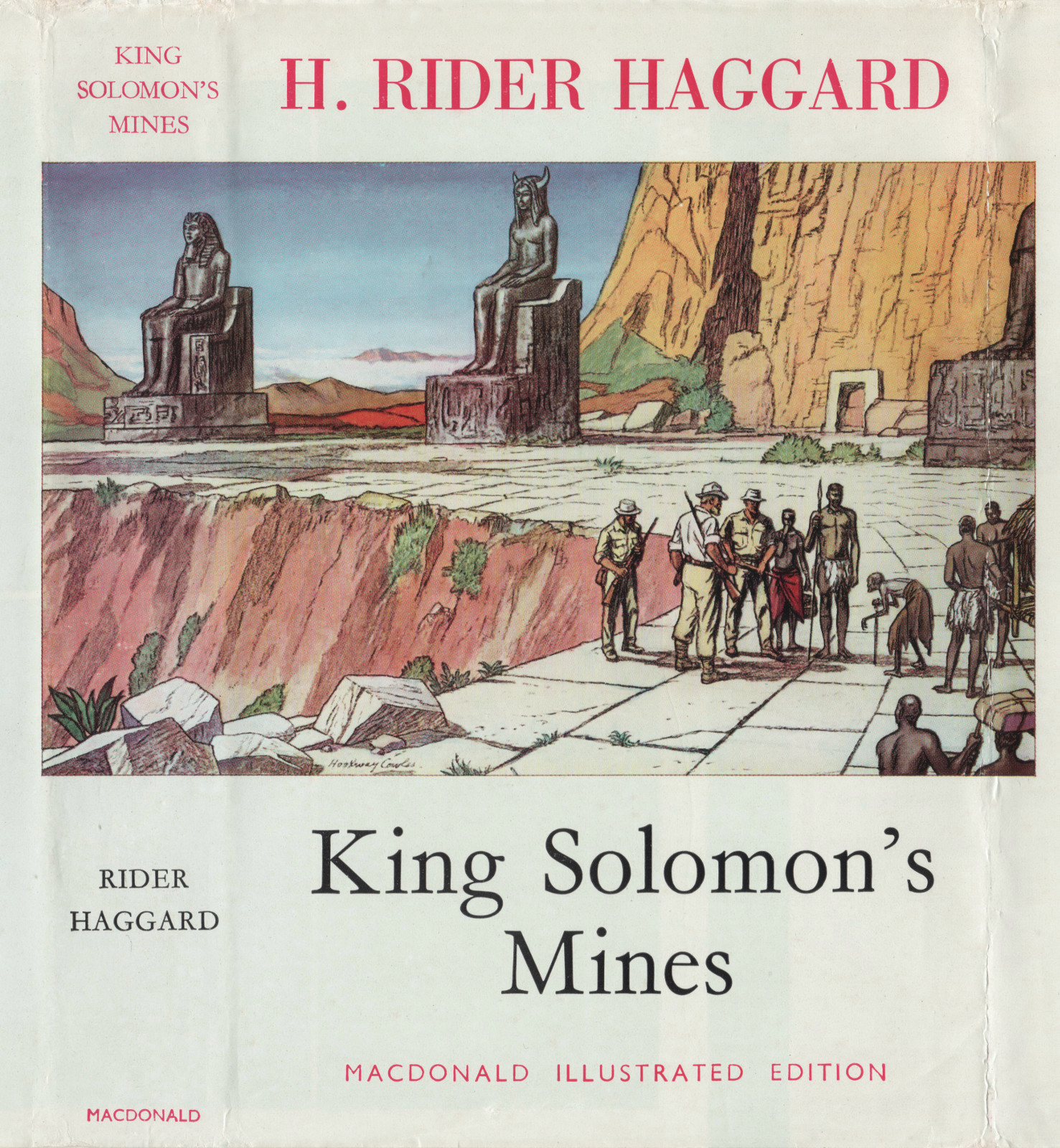 Kingsolomonsminesmacdonalddustjacket