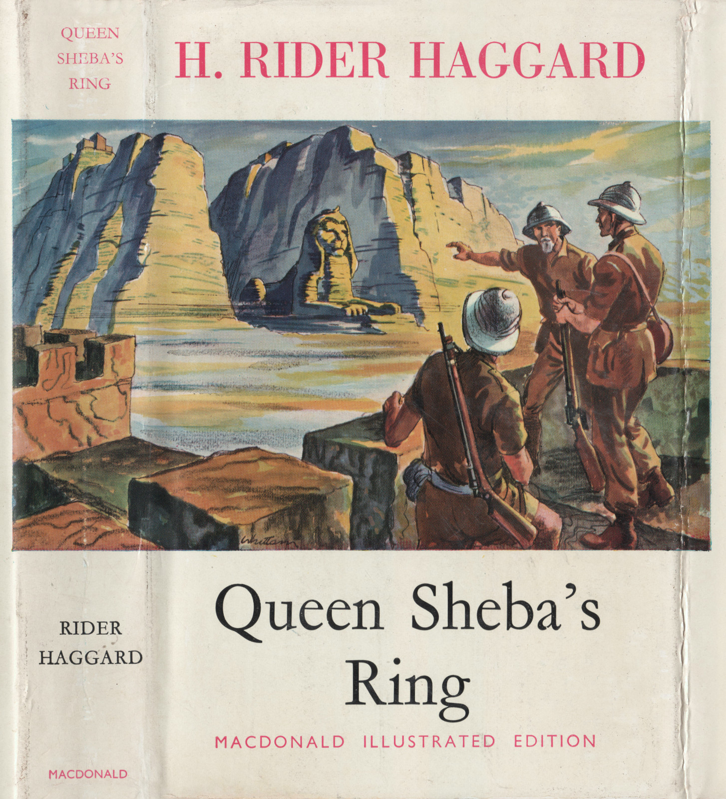 Queenshebasringmacdonalddustjacket