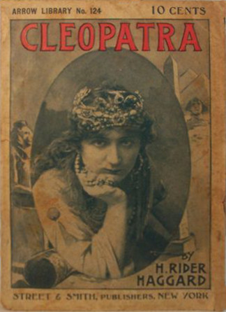 Cleopatraarrowlibraryno124dustjacket