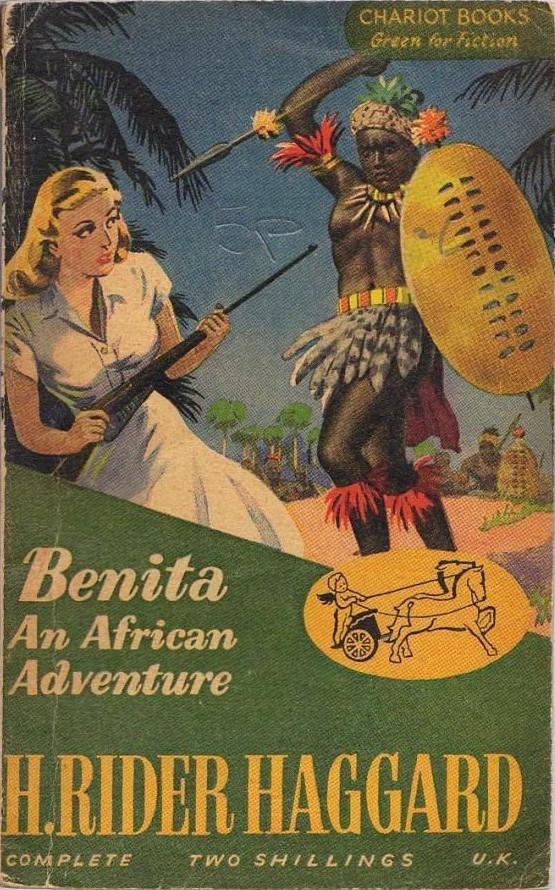 Benitachariot1952dustjacket