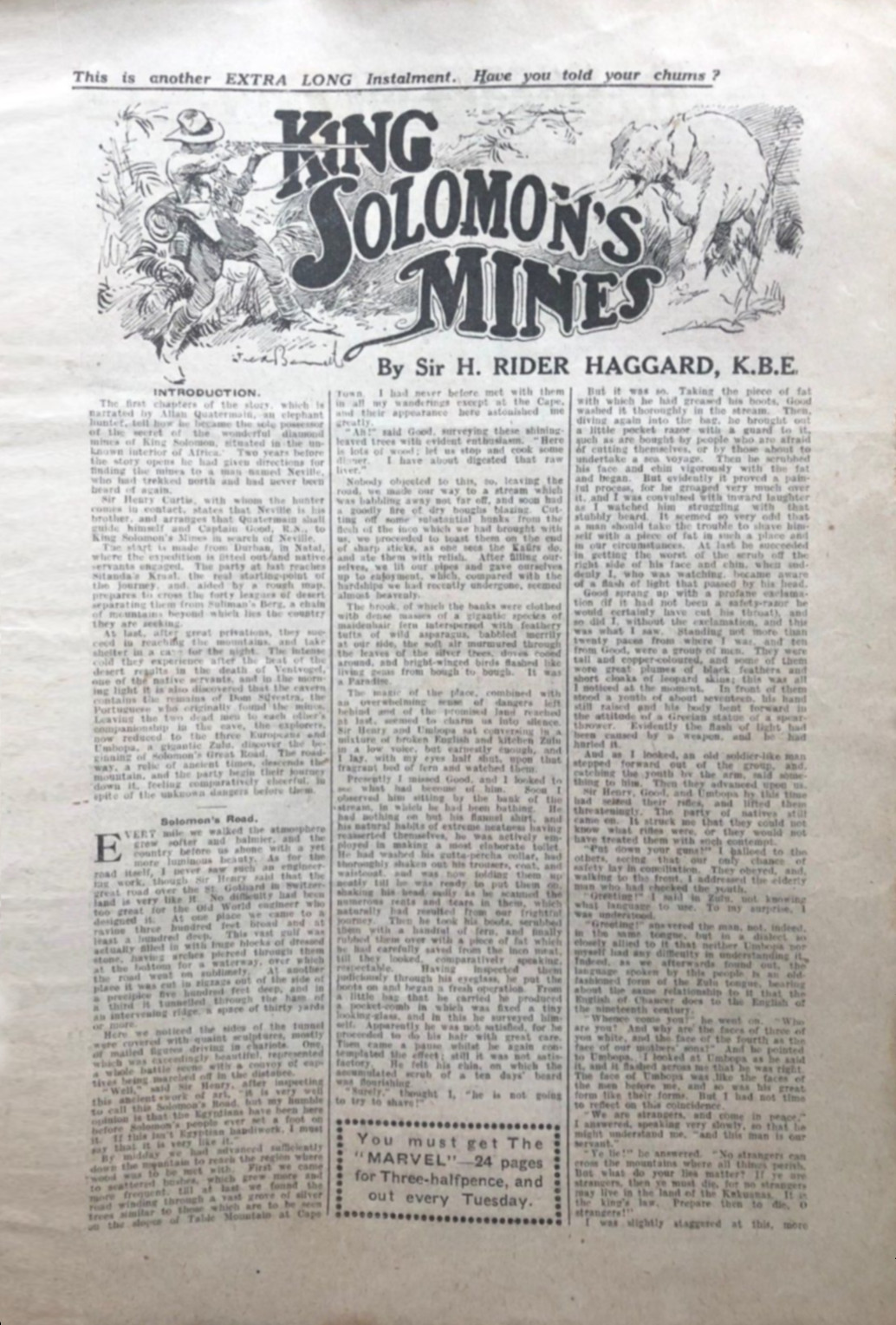Kingsolomonsmines1921nuggetweekly35
