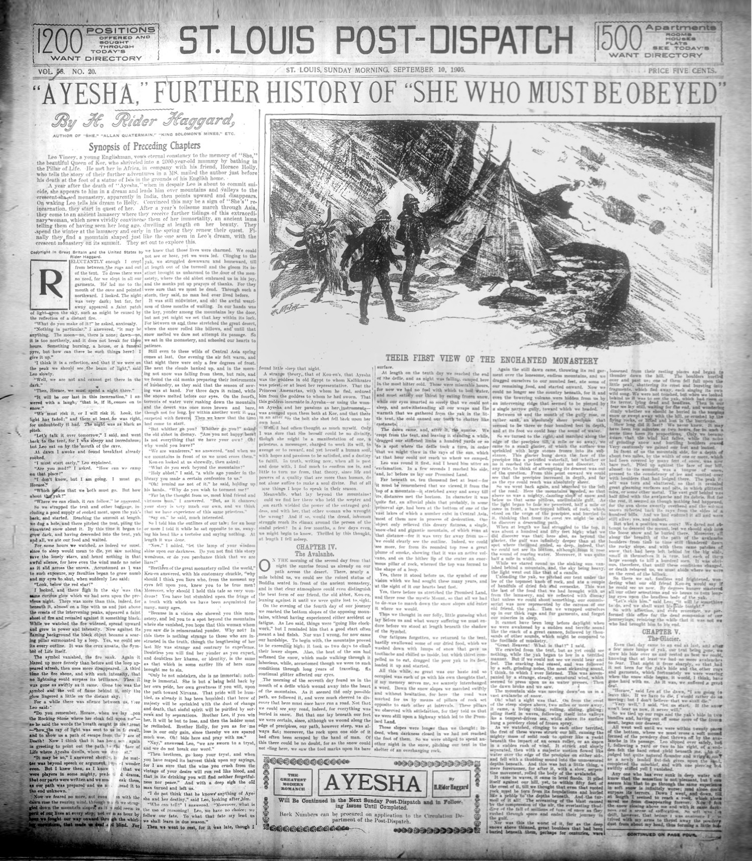 Theirfirststlouisdispatch10sep1905