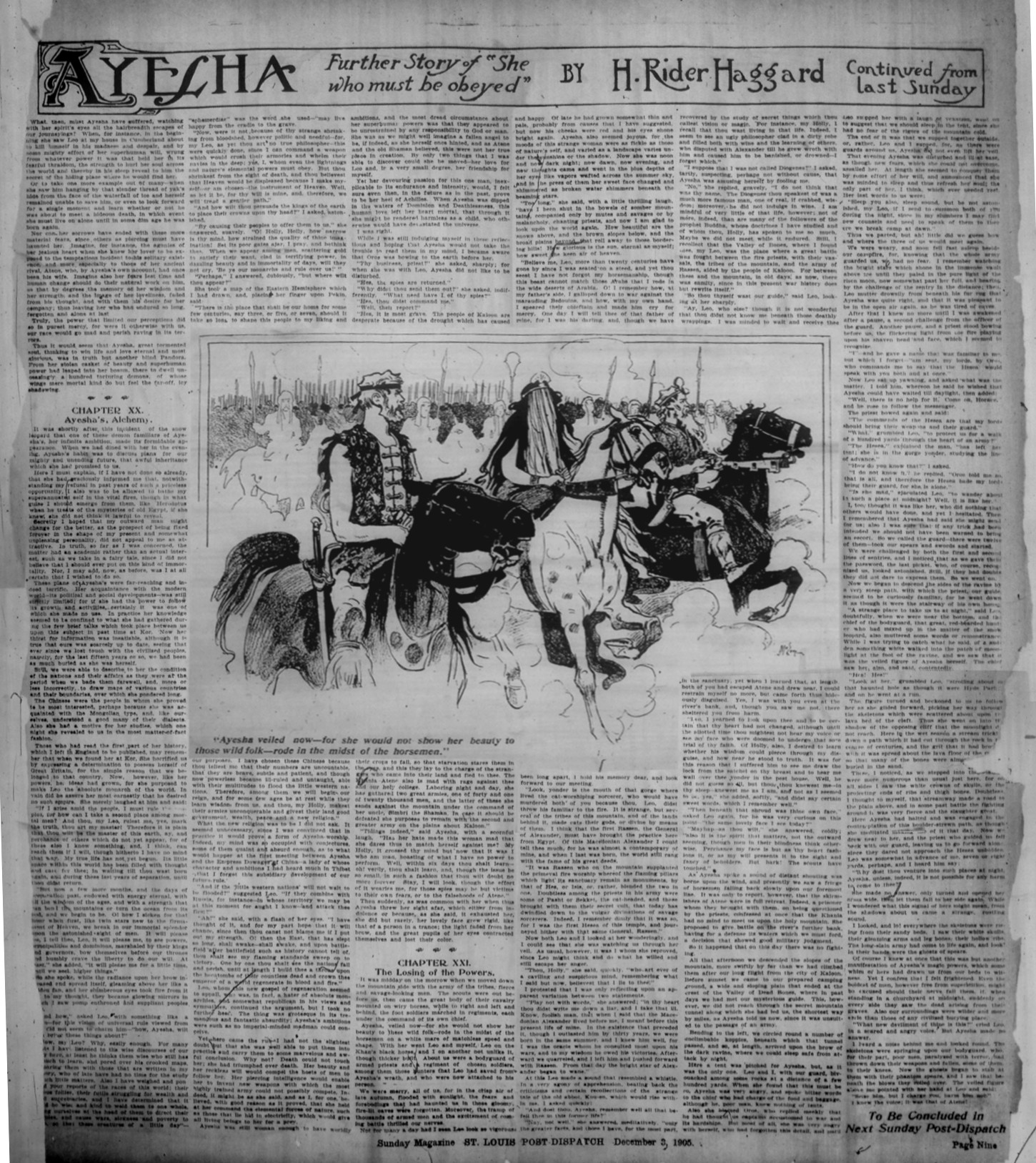 Ayeshaveiledstlouisdispatch3dec1905