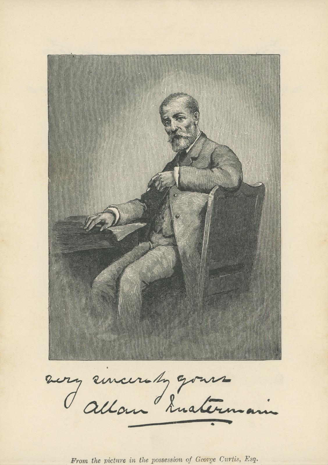 Allanquatermain1893frontispiece