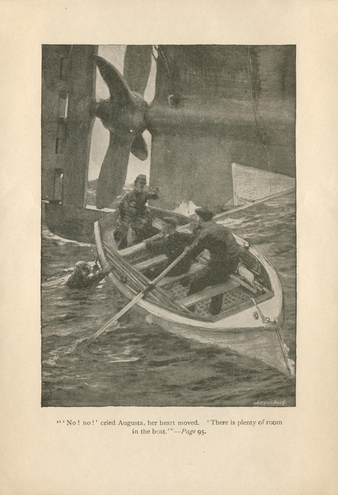 Mrmeesonswill1921frontispiece