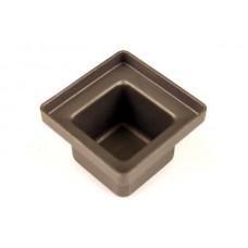 A1540 75 x 75mm Crucible Pot