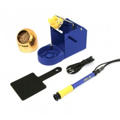 FM-2031 Nitrogen Heavy Duty Soldering Iron Handpiece with Holder