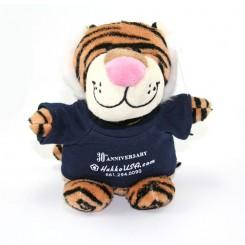 Stuffed Animal Tiger