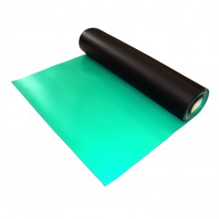 "30"" x 32 ft. Two Layer Synthetic Rubber ESD Mat"
