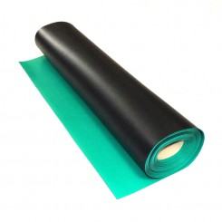 "36"" x 32 ft. Two Layer Synthetic Rubber ESD Mat"