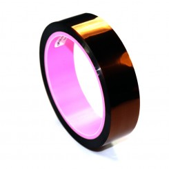 Low Static Polyimide Tape - 2.7 mils x 1.0 in.