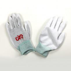 Medium, Palm Coated, ESD Safe Gloves