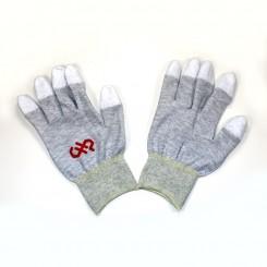 X-Large, Finger Tip Coated, ESD Safe Gloves