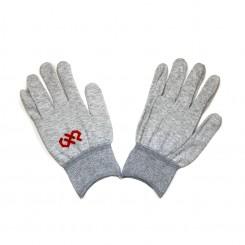 Large, Uncoated, ESD Safe Gloves