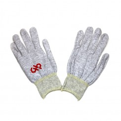 X-Large, Uncoated, ESD Safe Gloves