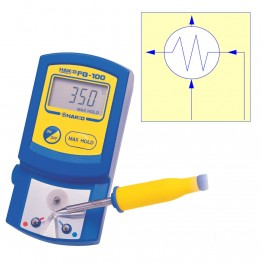 FG100-US02 Tip Thermometer with Certification — (°Fahrenheit)