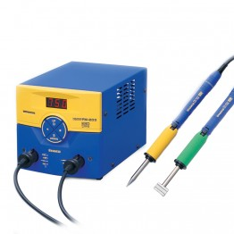 FM-203 Dual Port Soldering System w/ Two Soldering Handpieces
