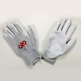 Small, Palm Coated, ESD Safe Gloves