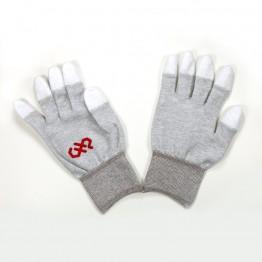 2X-Large, Finger Tip Coated, ESD Safe Gloves