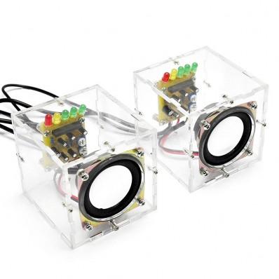 Mini Speaker Box DIY Kit