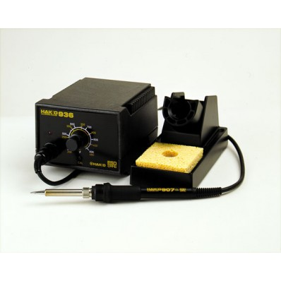 936 ESD Soldering Station with Large (908) Handpiece